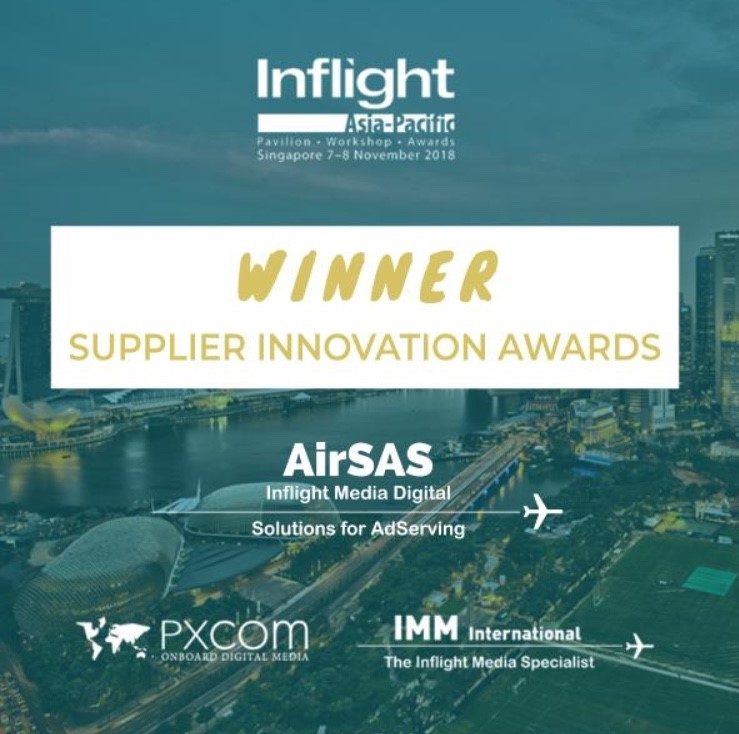 airsas supplier innovation award