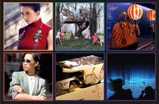 Homepage_luxury vizion website