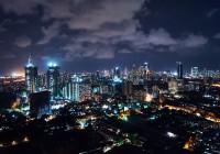 Mumbai City Night