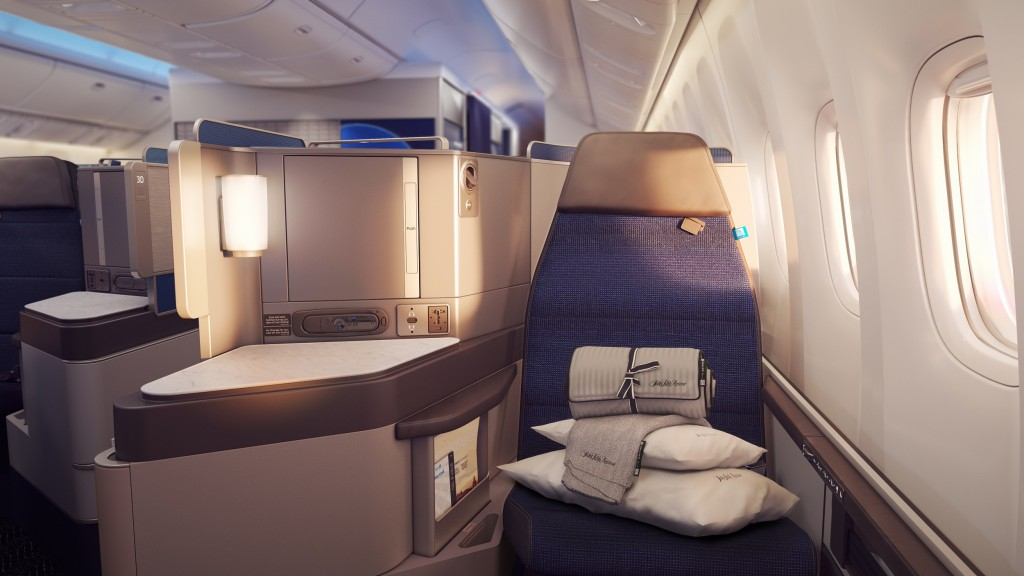 United Airlines The First Class Will Disappear Imm International