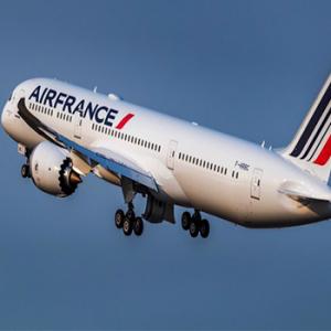Air France Inflight Advertising - IMM International